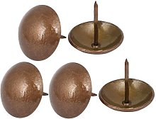 Aexit 25mm Dia Iron Round Head Upholstery Tack