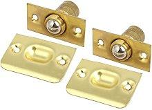 Aexit Door Cabinet Brass Adjustable Ball Catch