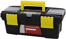 Aexit Gray Yellow Plastic 2 Layers Multipurpose