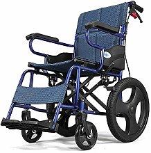 AFDK Blue Streak Wheelchair with Flip Back Desk