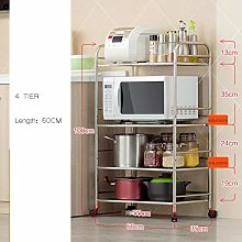AFDK Large Microwave Oven Rack Kitchen Counter and