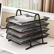 AFDK Magazine Rack Compartments, Durable Mesh Mail