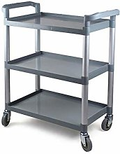 AFDK Medical Cart Tool 3 Tier Catering Cart for