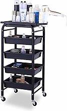 AFDK Medical Cart Tool Beauty Salons Cart with