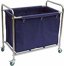 AFDK Medical Cart Tool Hotel Linen Cart for Lobby,