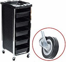 AFDK Medical Cart Tool Mobile Beauty Salon Rolling