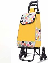 AFDK Shopping Trolley, Foldable Stair Climbing