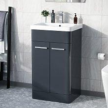 Afern 500mm Vanity Unit Cabinet and Wash Basin