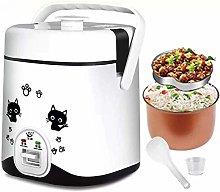 AFexm-kitchen 1.5L mini rice cooker Multi Function