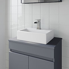 Affine Rochelle Countertop Basin - 400 x 300mm