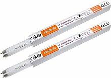 AffyBulb 2 x 10W T8 UV BL368 Fly Killer Bulbs -