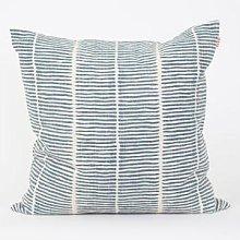 Afroart - Blue Lemongrass Cushion Cover 50x50 cm -