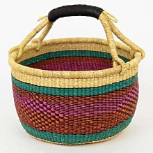 Afroart - Bolga Picnic Basket