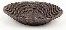 Afroart - Dark brown Spice One Bread basket - Ø