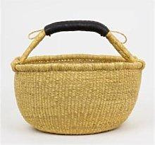 Afroart - Natural Bolga Picnic Basket - Fair Trade