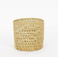 Afroart - Natural Hehe Crochet Basket, Small Size