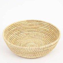 Afroart - Natural Palm Bread Basket - about Ø