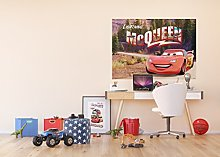 "AG DESIGN"" Cars Disney Photo Mural Wallpaper"