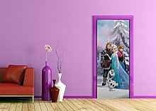 "AG DESIGN"" Disney Frozen Photo Mural Wallpaper"