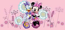 AG Design Disney Friends Minnie Mouse and Daisy