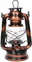 Agatige Iron Kerosene Oil Lamp, Hanging Oil