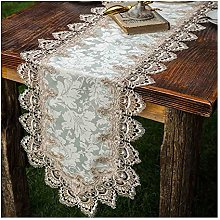 AGLZWY Lace Table Runner, for Wedding Table