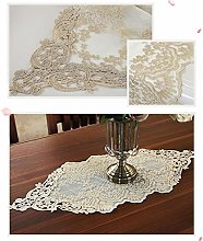 AGLZWY-Table Runner Lace Table
