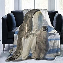 Agnes Carey Micro Fleece Soft Baby Blanket Emperor
