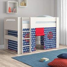 Agnes Pop-Up Play Tent Just Kids Colour: Blue