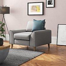 Agnew Armchair Brayden Studio Upholstery Colour: