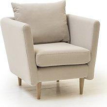 Agosto Armchair Brayden Studio Upholstery Colour: