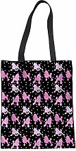 Agroupdream Cuteness Canvas Tote Shoulder Bags