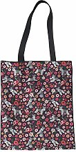 Agroupdream Lovely Reuseable Grocery Bag Beach