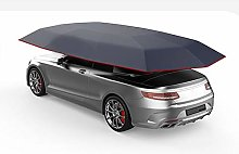 AGVER Car Tent Cover, Movable Carport Fully