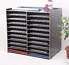 AGWa File Organiser/File Holder, Multi-Layer File