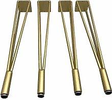AGWa Furniture Legs 45Cm/72Cm Wrought Iron Table