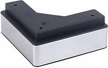 AGWa Furniture Legs L-Shaped Stainless Steel Legs