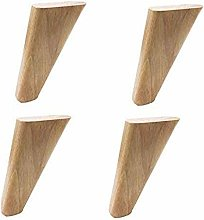 AGWa Furniture Legs Made of Solid Wood, Nordic