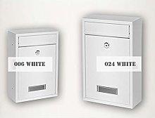 AGWa Outdoor Letter Box, Retro Letter Box,