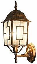 AGWa Wall Lamp American Wall Lamp,Color Beige