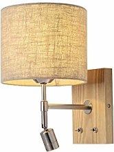 AGWa Wall Lamp Nordic Bedside Wall Lamp,Modern Led