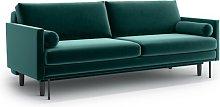 Ahart 4 Seater Clic Clac Sofa Bed Brayden Studio