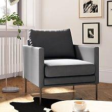 Ahart Armchair Brayden Studio Upholstery Colour: