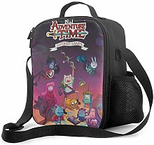 Ahdyr Adventure Time 1 Lunch Bag Cooler Bag Lunch