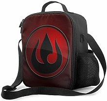 Ahdyr Avatar The Last Airbender Insulated Lunch