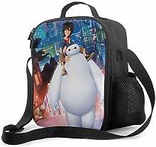 Ahdyr Big Hero 6 Lunch Bag Cooler Bag Lunch Box