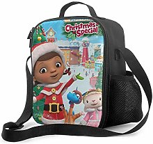 Ahdyr Doc McStuffins 6 Lunch Bag Cooler Bag Lunch