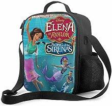 Ahdyr Elena of Avalor 2 Lunch Bag Cooler Bag Lunch