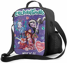 Ahdyr Enchantimals 10 Lunch Bag Cooler Bag Lunch