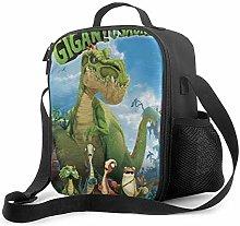 Ahdyr Gigantosaurus 2 Lunch Bag Cooler Bag Lunch